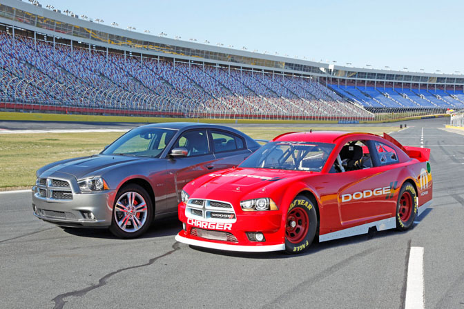 News>>meet The 2013 NascarCharger