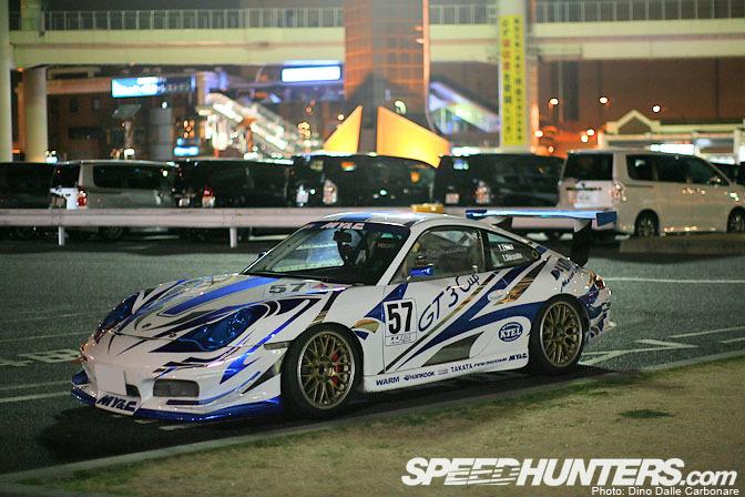 Random Snap>> Porsche Gt3 Cup @ DaikokuPa