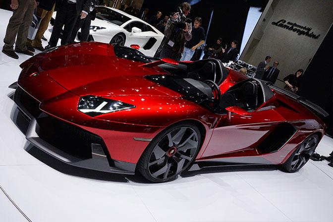Car Spotlight Lamborghini Aventador J Speedhunters - Hyper fast cars