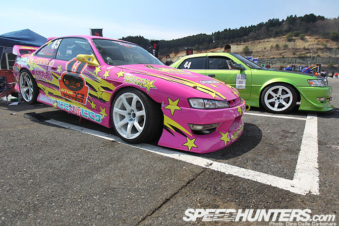 Sl East Nikko The Colors Of Drift Speedhunters
