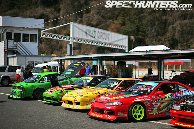 D1-sl East Nikko>> The Colors Of Drift