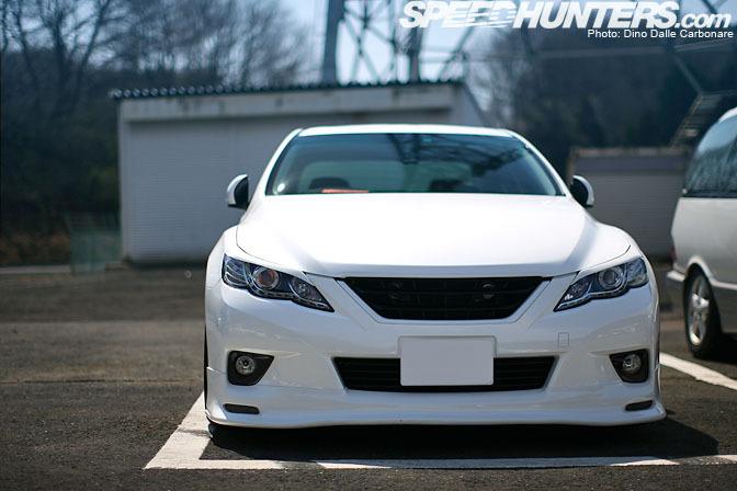 Car Spotlight>> St Garage 6-speed MarkX