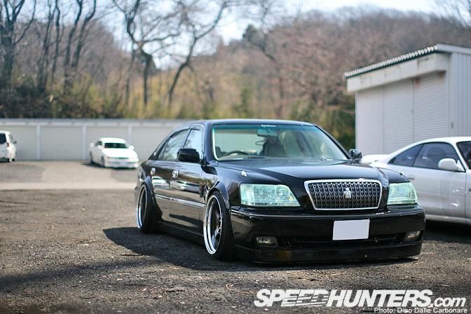 Car Spotlight>> Vip Majesta OnSsrs