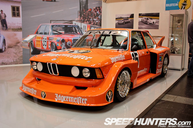 Car Spotlight>> Gruppe 5 Bmw 320