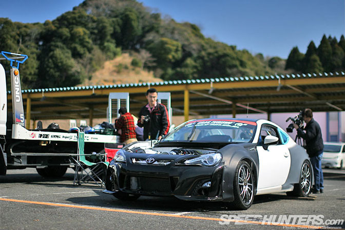 Car Feature>> Orido's Toyota 86