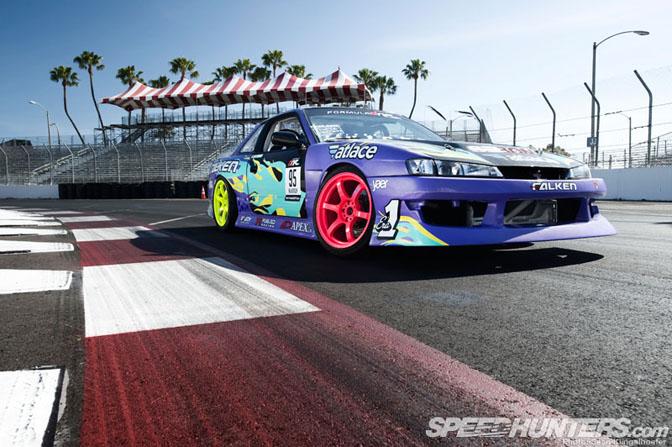 Car Feature>> <br/>walker Wilkerson's Formula DS13.4