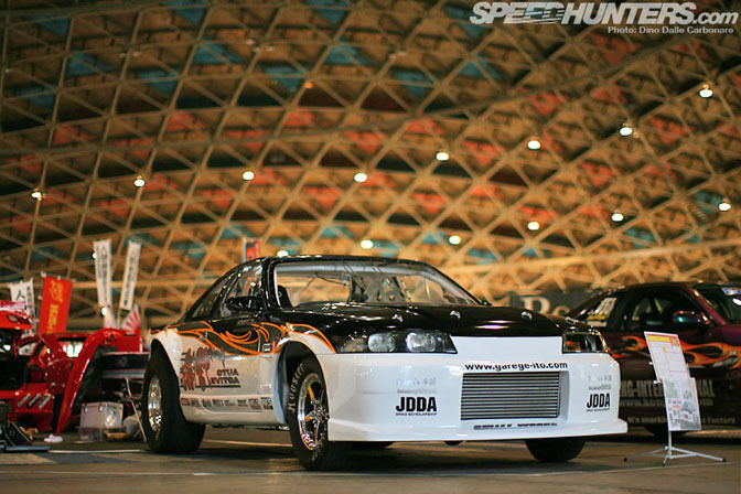 Nagoya Exciting Car Showdown 2012>> A Quick Look