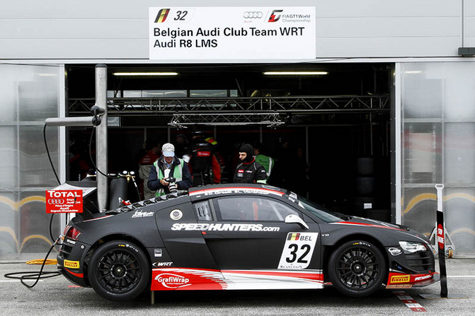 News>> Audi Double Win In World Gt1