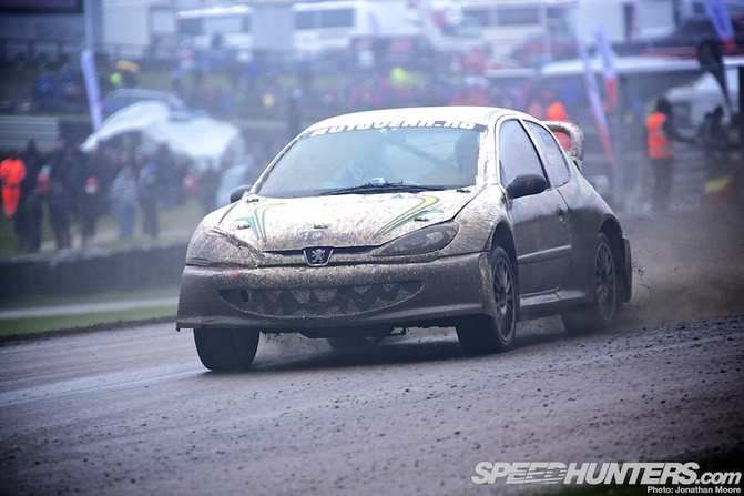 Erc Lydden Hill>> The Pirates Of Racing