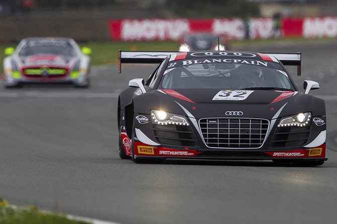 News>> Speedhunters To The Front In World Gt1