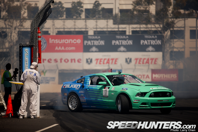 Formula Drift Long Beach>> A Conversation With Jtp