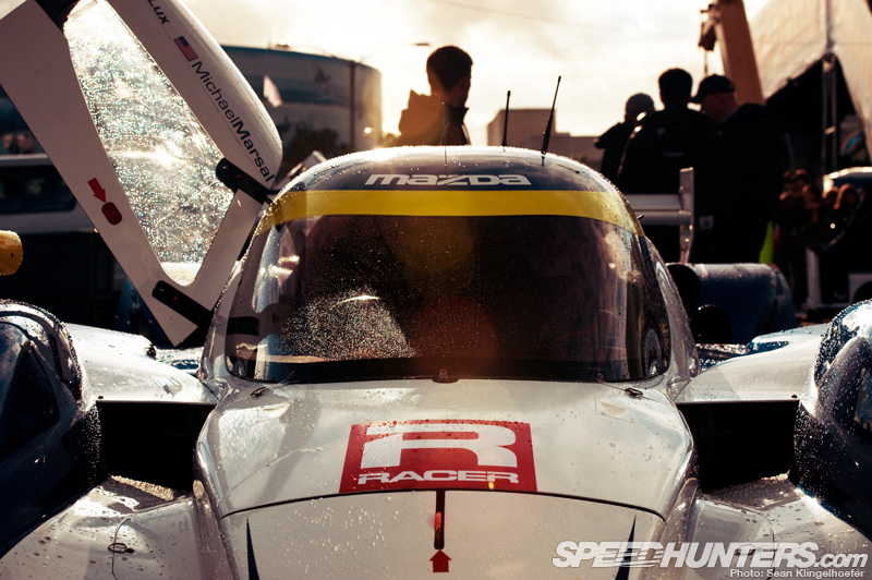 Long Beach Gp 2012>> <br/> A Friday Of Uncertainty