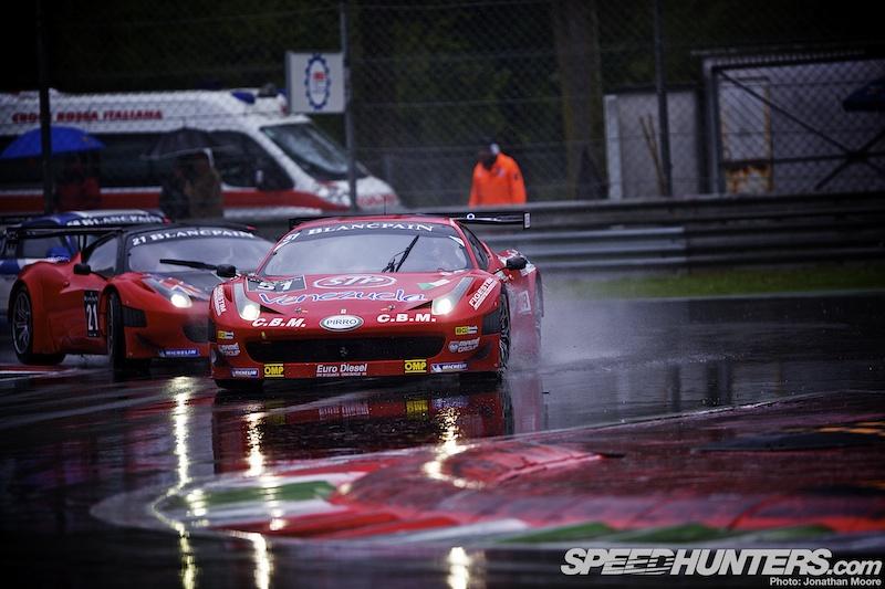 Blancpain Monza 2012>> <br/> Crossing The&nbsp;Streams