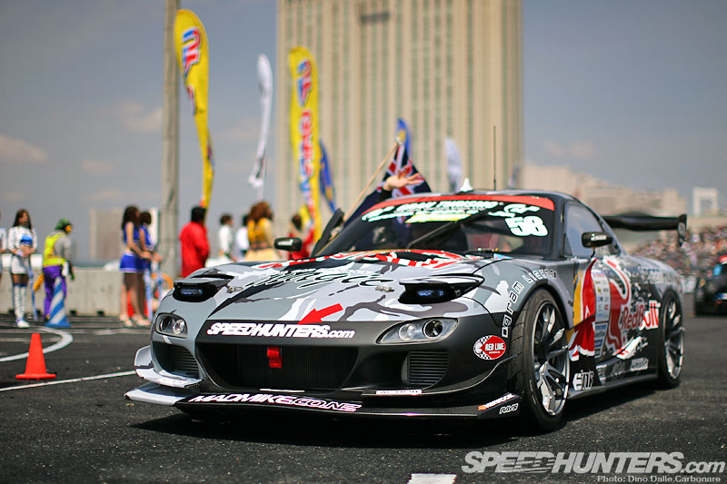 D1gp Odaiba 2012>> <br /> The Champions