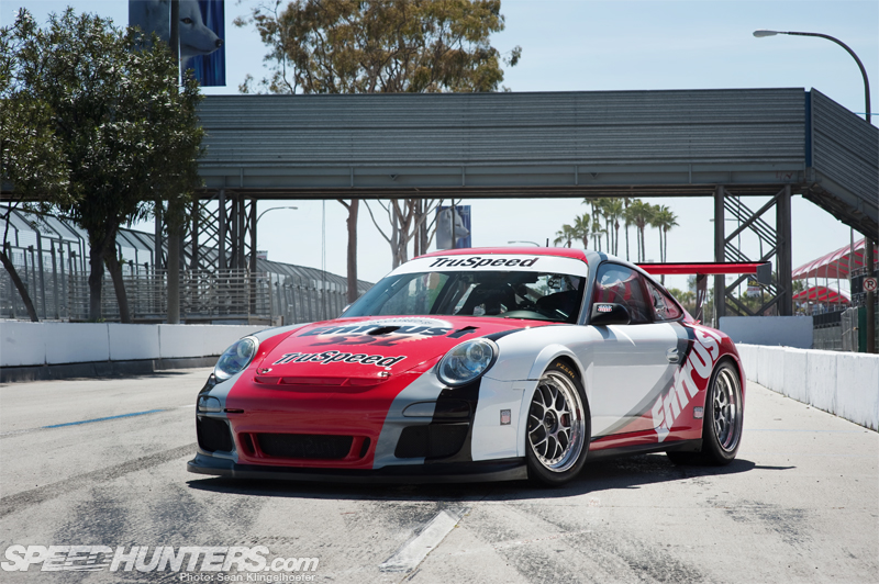 Car Feature>> <br/> Truspeed Porsche 911 Gt3 Cup&nbsp;Car