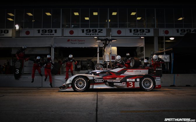 Sebring 12 Hours>> Desktops: The Art Of Endurance Racing