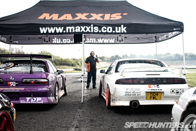 British Drift Championship Teeside 2012>> <br />storm Front&nbsp;Approaching