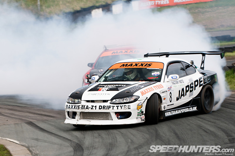 British Drift Championship Teesside 2012>><br /> The Main&nbsp;Event