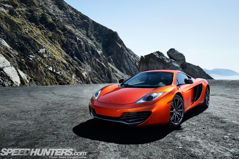 Dream Drive>> <br /> The Mclaren Mp4-12c Meets The&nbsp;Speedhunters