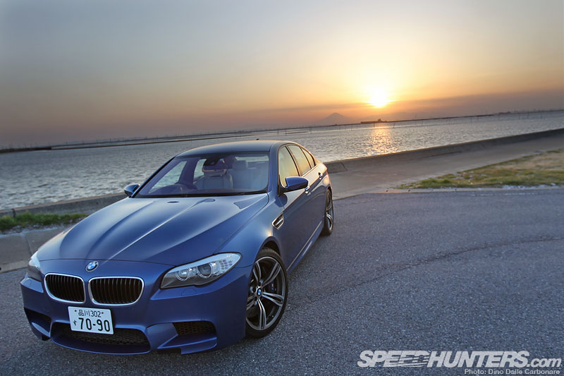Car Feature>> <br/ > The New Bmw M5