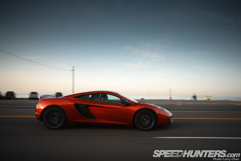 Dream Drive>> <br /> The Art And Soul Of The Mclaren&nbsp;Mp4-12c