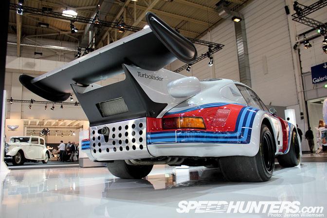 Techno Classica Essen>> PorschePower