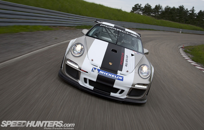 The 101>> <br/> Porsche Gt3 Cup, The Ultimate Spec&nbsp;Racer