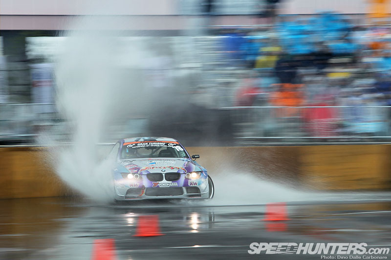 D1gp Odaiba 2012>> <br /> Rain And&nbsp;Shine