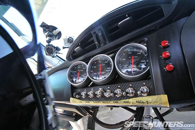 Car Instrument Panel Labeled : Labeled car dashboard gauges circuit diagram maker