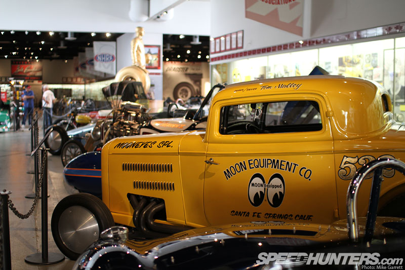 Nhra Museum>><br/>the Legend Of Moon