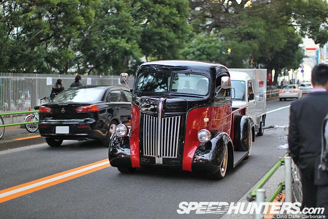 Random Snap 1947 Ford Coe Truck Speedhunters