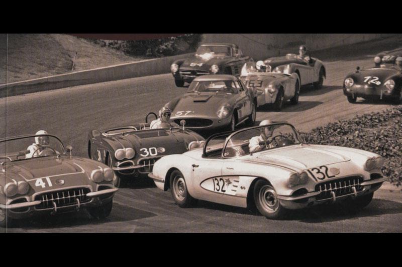 Retrospective>><br/>road Racing AtPomona