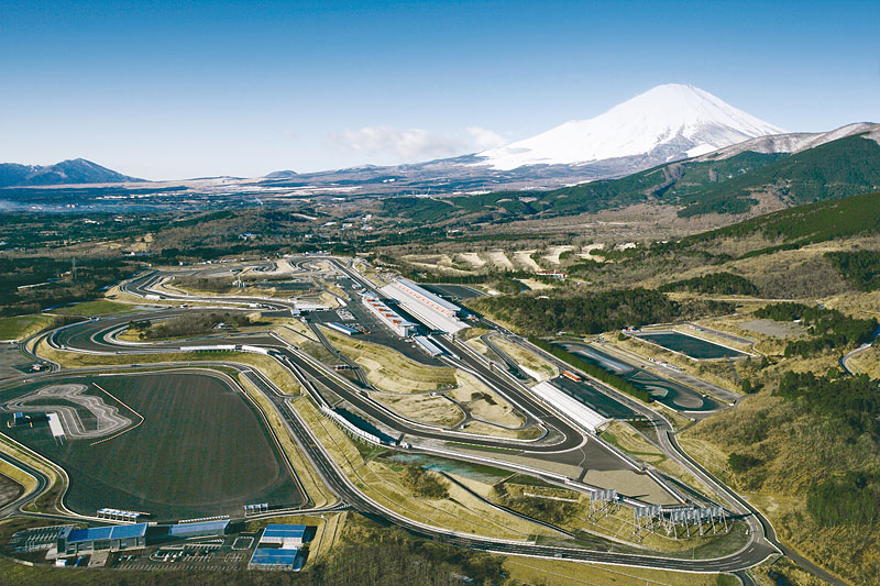 Fuji Speedway Through History