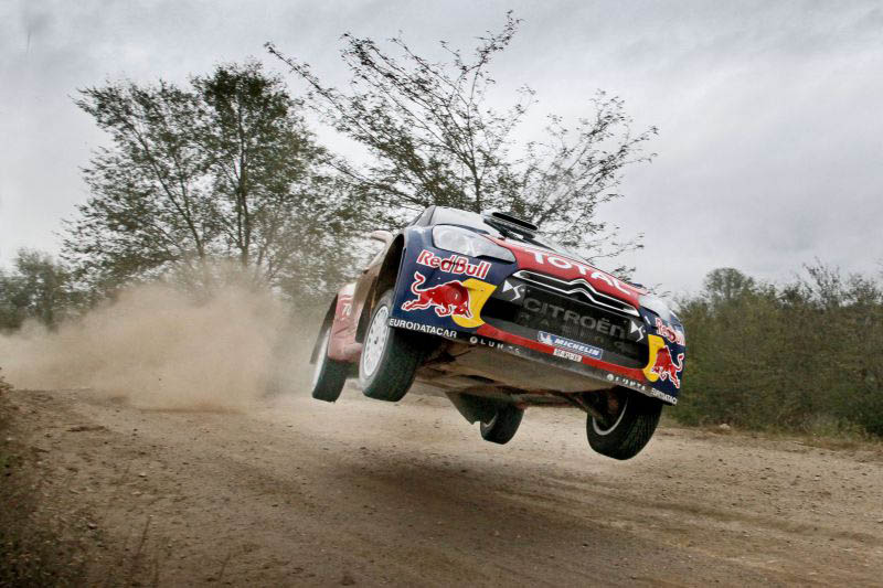 News>><br /> 70 Up For Loeb In Wrc Argentina