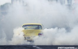 V8 M3 Burnout - 1920x1200  Photo by Paddy McGrath