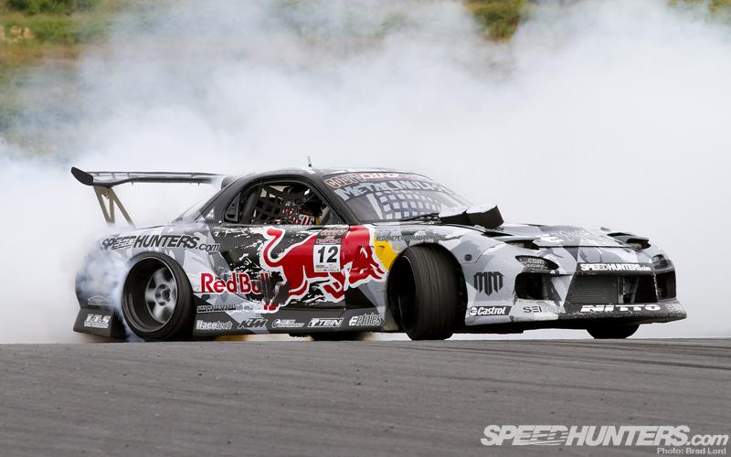 Announcement>> <br /> Speedhunters Drift Team Coming To&nbsp;Gatebil