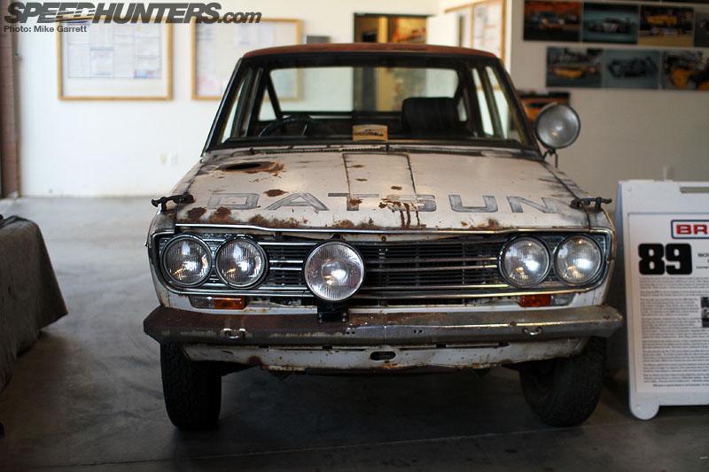 Car Spotlight>><br/>bre's Baja Rally Datsun510