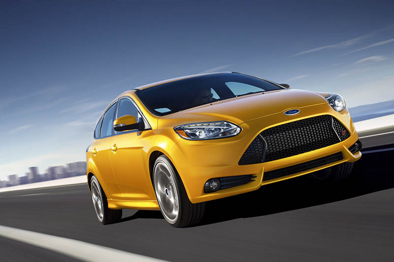 Week In Pictures>><br /> Ford Focus OnPower