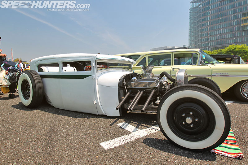 Mooneyes Street Car Nationals>> <br/ > Custom Car Overload