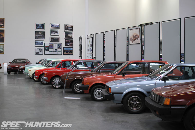 The Toyota Usa Museum>><br/>oh What A&nbsp;Feeling