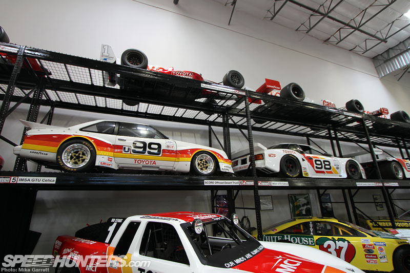 The Toyota Usa Museum>><br/>from Lexus To Nascar &#038;&nbsp;More