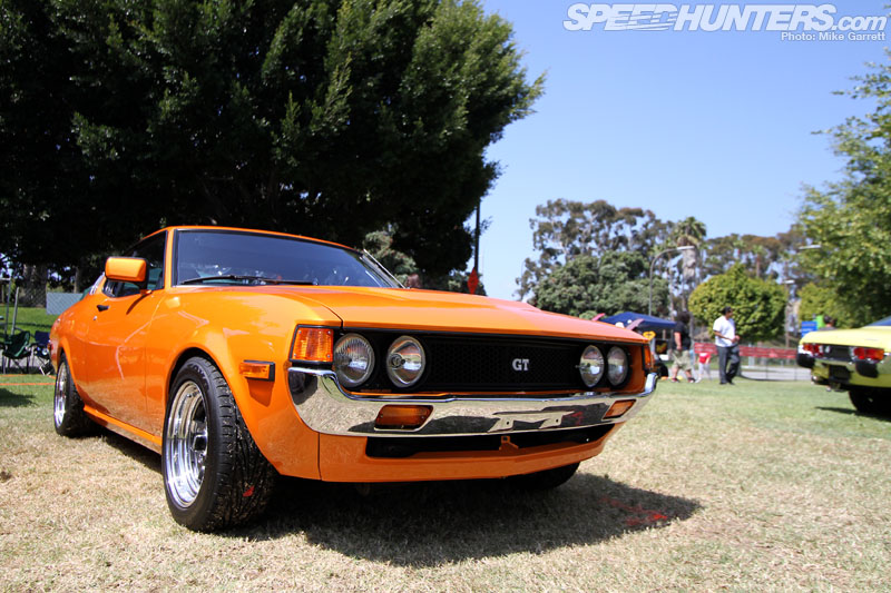 Toyotafest 2012>><br/>the Old & TheNew