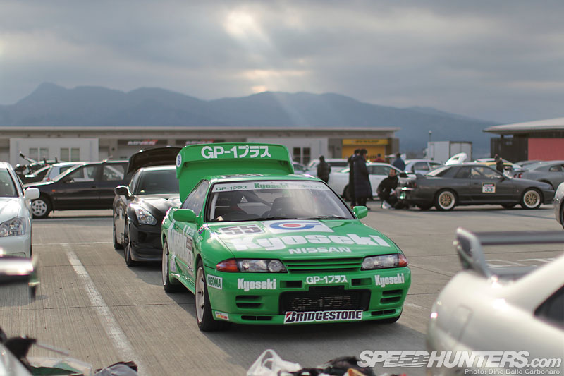 Ssct Fuji Speedway Soukoukai>> <br/ > Hanging Out With The Gt-r Guys