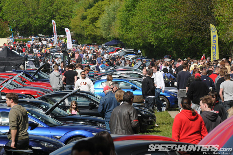 The Japanese Invasion: Japfest 2012