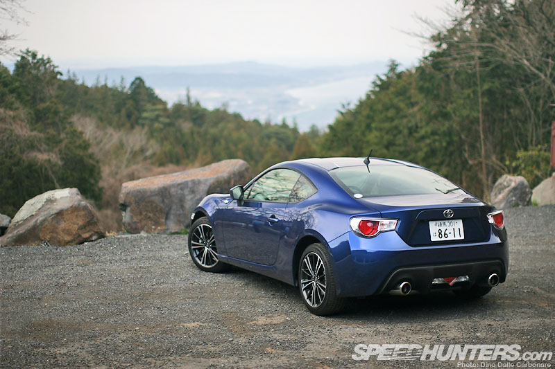 Getting To Grips With The Toyota 86