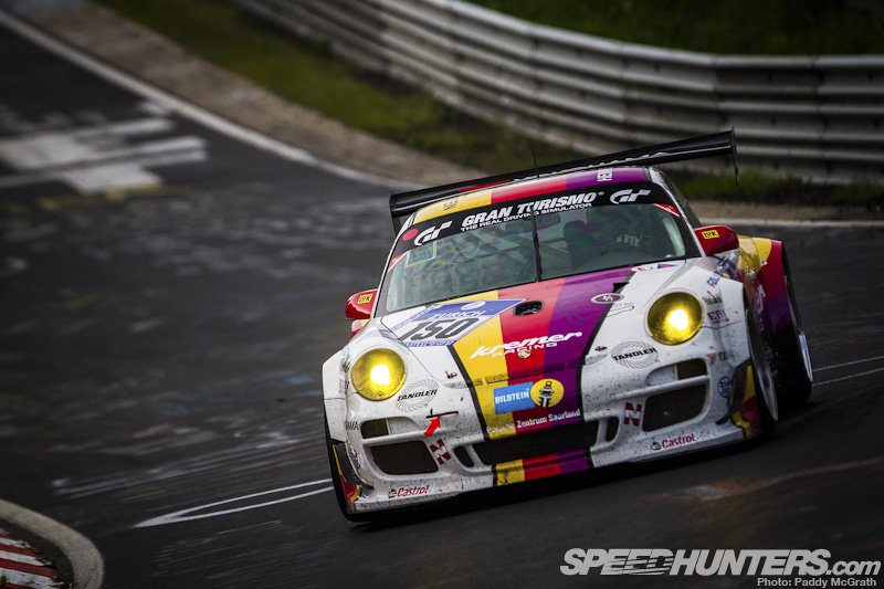 Six Not Out At The Nürburgring 24 Hours