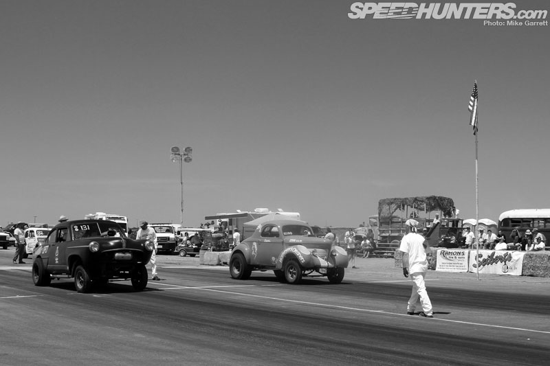 Eagle Field : The Home Of Drag Strip Rebels