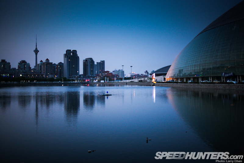 Through My Lens: Drifting In China