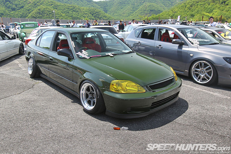 Hellaflush Kansai: More Slammed Awesomeness
