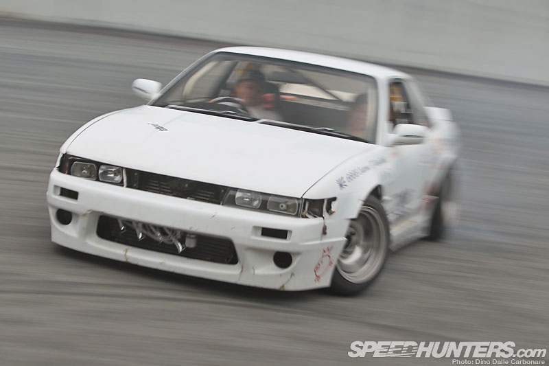 A Little Sideways Action At Hellaflush Kansai